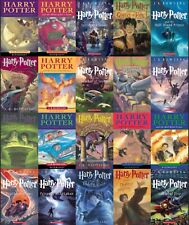 Custom 100% Woven Cotton Harry Potter Book Covers In Stock Ready To Ship Now!