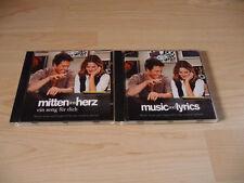 CD Soundtrack Mitten ins Herz - Ein Song für Dich - Hugh Grant - 2007