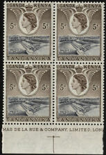Mint Never Hinged/MNH Decimal British Blocks Stamps