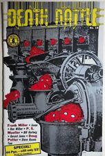 DEATH RATTLE #18 (1988) Kitchen Sink Comics underground FINE-