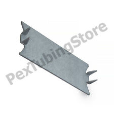 "100pcs of Steel Stud Guard Plates, 1.5"" x 5"", 18-Gauge"