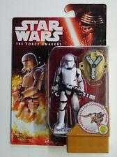Star Wars - Moderne - The Force Awakens - First Order Flametrooper  B3969 - Neuf