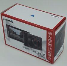 Garmin Dash Cam 35 Standalone HD Dash Cam Driving Recorder GPS 010-01507-03 NEW