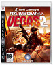 PS3 - Tom Clancy's Rainbow Six Vegas 2 **New & Sealed** Official UK Stock