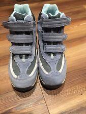 LL Bean Womens Hiking Boots 7.5 Light Blue Primaloft Shoes