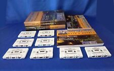 иврит русский Hebrew language course for Russian speakers,8 cassettes & 2 Books