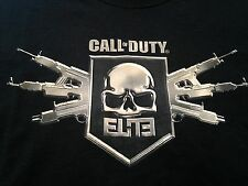 NWOT CALL OF DUTY ELITE MW3 T Shirt. Size XL XBOX Playstation Video Game Sniper