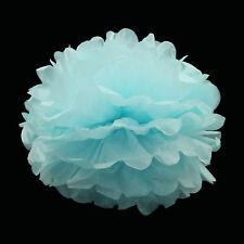 """Tissue Paper Pom Poms Flower Balls Wedding Party Birthday Decor 6"""" 8"""" 10"""" 12 14"""""""