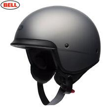 Bell Scout Aire Mate/Mate Titanio mitad Casco ECE aprobado todos los tamaños