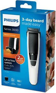 ***NEW*** PHILIPS BT3206 Rechargeable Electric Beard Trimmer Clipper