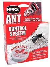 Nippon Ant Control System 2 Traps & 25g Liquid Reusable Ants Nest Destroy Home