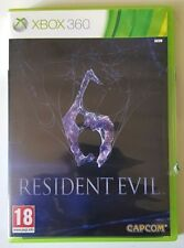 Resident Evil 6 - XBOX 360 - PAL - Complet