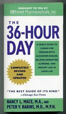 The 36-hour Day - Completely Revised and Updated --2008 publication by Peter V.