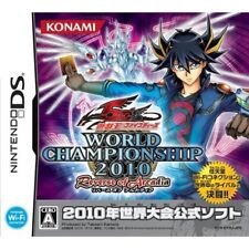 Used DS Yu-Gi-Oh! 5D's World Championship 2010: Reverse of Arcadia Japan Import