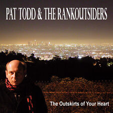 PAT TODD RANKOUTSIDERS THE OUTSKIRTS OF YOUR HEART RECORDS 2 LP VINYLE NEUF NEW