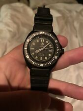 Cooper Submaster Watch Military Diver