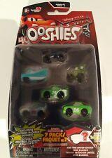 Disney pixar car Ooshies Pencil toppers 7 Pack series 1 primer McQueen NIB