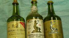 vin jaune chateau chalon arbois jura vide