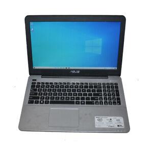 "ASUS F555D 15.6"" Laptop AMD FX-8800P CPU 8G RAM 500G HDD Win 10 Home"