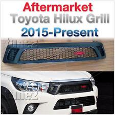 Front Grill Grille Black For Toyota Hilux SR SR5 2015 2016 M70 M80 Workmate TRD