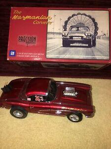 1961 B&C M/SP Precision Miniatures The Mazmanian Corvette 1:18