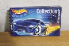 2002 Hot Wheels Mini Collectors Book Featuring 114 Cars From That Year!
