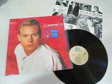 "Jason Donovan the Good Reasons 1988 Spain Edition - LP Vinilo 12"" VG/VG"