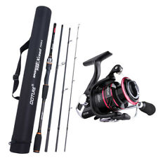 Goture Fishing Rod Combo Spinning Rod 2.1M-3M Spinning Reel Saltwater Freshwater