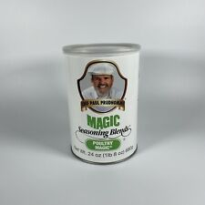 Chef Paul Magic Seasoning - Poultry Magic