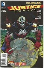 JUSTICE LEAGUE #10 HAMNER 1:25 VARIANT DC NEW 52 NEAR MINT FIRST PRINT