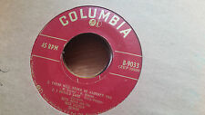 Rita Reys 45 EP There Will Never Be Another You/I Should Care/Spring Will be a