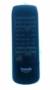 GENUINE Sonab remote control scd-80m 5 disc player remote