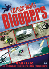 Extreme Sporting Bloopers DVD (2007) New