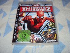 Marvel Ultimate Alliance 2 (Sony PlayStation 3, 2009)