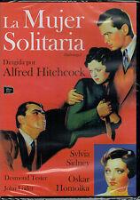 La mujer solitaria (Sabotaje) (DVD Nuevo)