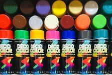DECO COLOR Decoration Lackspray Spraydose Innen/Außen RAL Farbe wählbar 400 ml