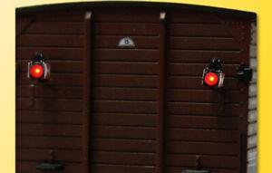 h0 Viessmann 5273 mini-DEL Feu Rouge-Jaune 3 Pièce de micro-BLINKELEKTRONIK