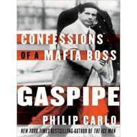 Gaspipe: Confessions of a Mafia Boss: Alan Sklar -  MP3 CD  – Audiobook