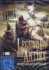 DOPPEL-DVD - Legenden der Antike - Die spektakulärsten Ritterfilme - 5 Filme