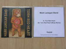 Mark Lanegan Band - Torn Red Heart - 2 Track Promo CD - Moby Remix