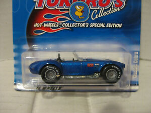 Hot Wheels JapanTOKOROS collection 2002 Classic Cobra with real riders !!