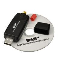 DAB+ Stick USB 2.0 Digital Radio Tuner Empfänger für Android 4.0 Auto DVD