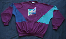 Vintage Adidas Sweater Oldschool Pullover 90s S Retro Sweatshirt Crewneck Jumper