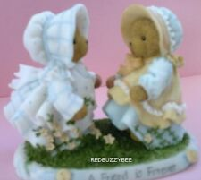 CHERISHED TEDDIES  LINDA & BRENDA - Forever Friend - 2011 - Retired