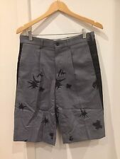 comme des garcons homme plus 2015SS embroidered shorts