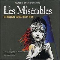 LES MISERABLES 2 CD MUSICAL NEW+
