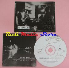 CD JUBILEE ALLSTARS Sunday miscellany 1998 england LAKOTA CD009 no lp mc dvd vhs
