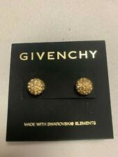 NWT Givenchy Earrings Gold/Rose Gold
