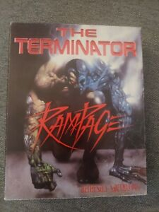 The Terminator: Rampage IBM PC 1993 Big Box