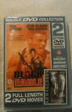 Black Eagle / Armageddon. (2-film set) Brand new still sealed.